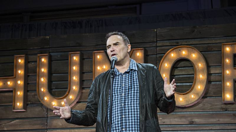 Norm Macdonald seen at KAABOO 2017 at the Del Mar Racetrack and Fairgrounds on Saturday, Sept....