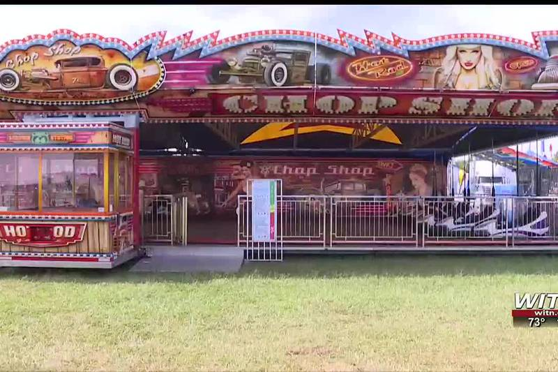 Pitt County Fair has its opening day