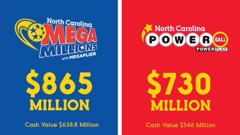 Mega Millions and Powerball jackpot hit historic totals.