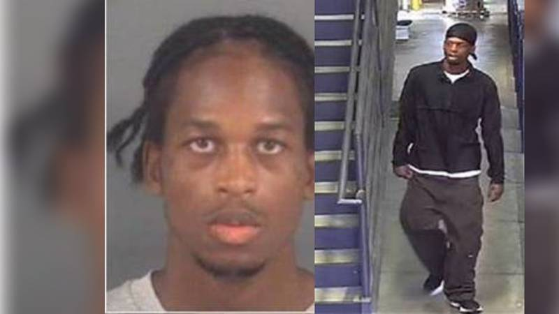 Police say 29-year-old Malek Moore is wanted in the murder of 29-year-old Gabryelle Allnutt on...