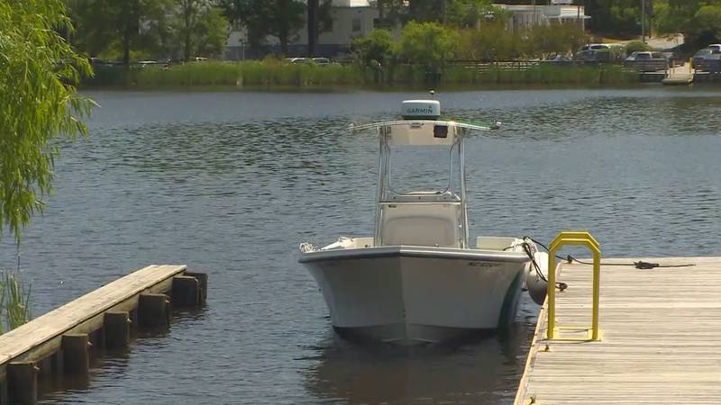 Wildlife officers encourage boaters to be safe out on the water over the holiday weekend.