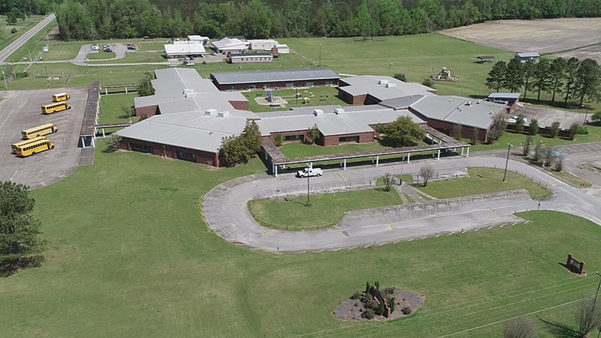Pines Elementary School closed indefinitely due to problems with its air quality.
