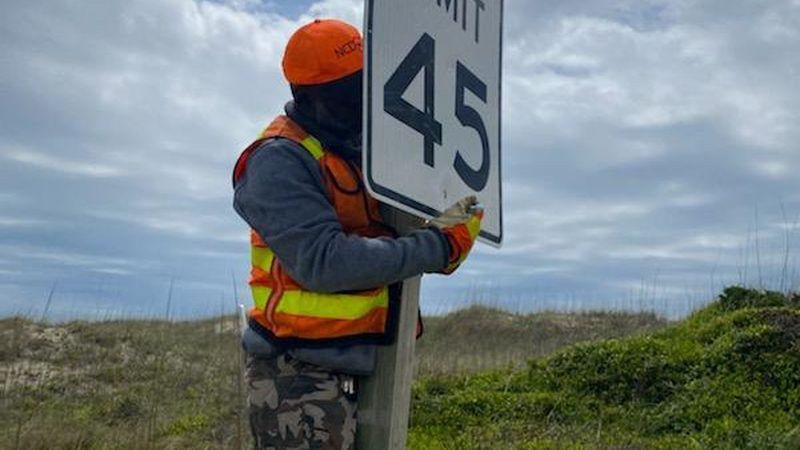 Seasonal speed limits change on parts of N.C. 12