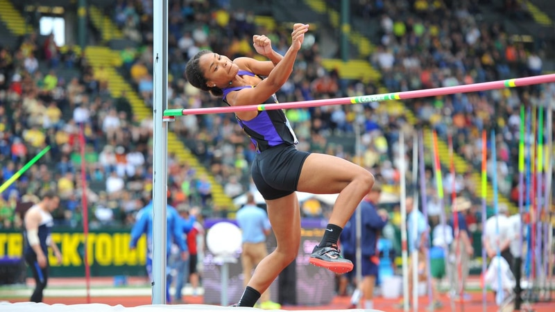 Tynita Butts-Townsend - Former ECU student-athlete shares Olympic experience