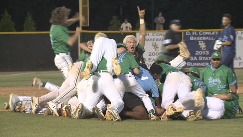 J.H. Rose defeats D.H. Conley to advance to 3A state championship series