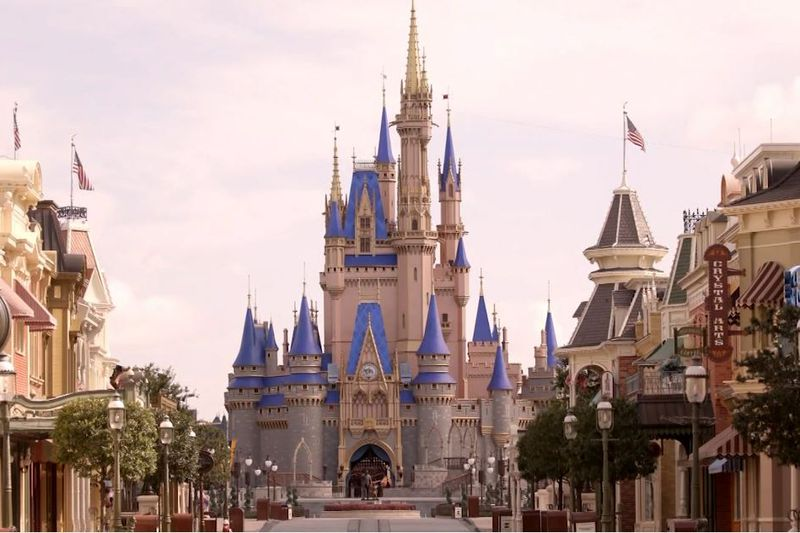 Starting Tuesday, vaccinated guests at Walt Disney World in Orlando will no longer be required...
