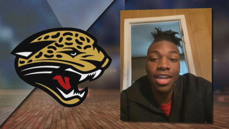 Jayden Pitt - Farmville Central - WITN Sports Spotlight