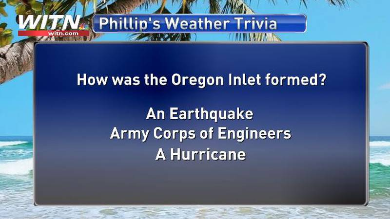 Phillip's Weather Trivia Question July 14