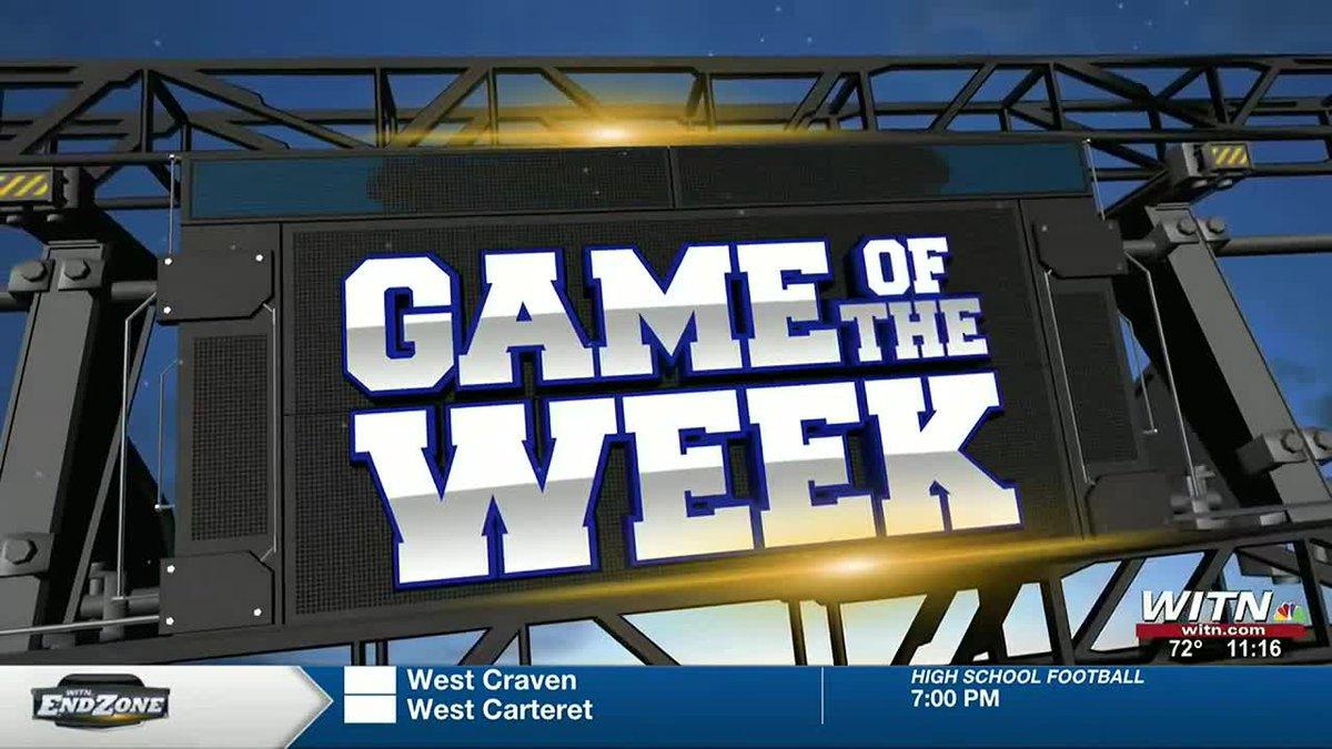 Endzone game of the week 8-20-2021