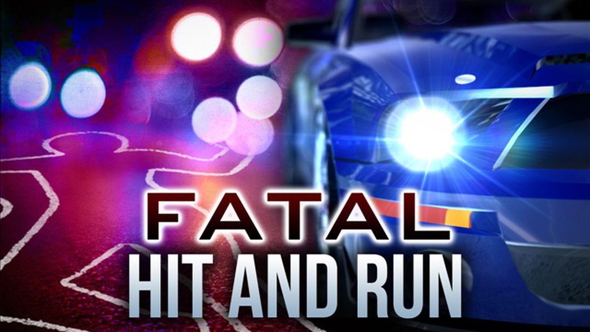 Police in North Carolina say a motorcyclist was killed in a hit and run.