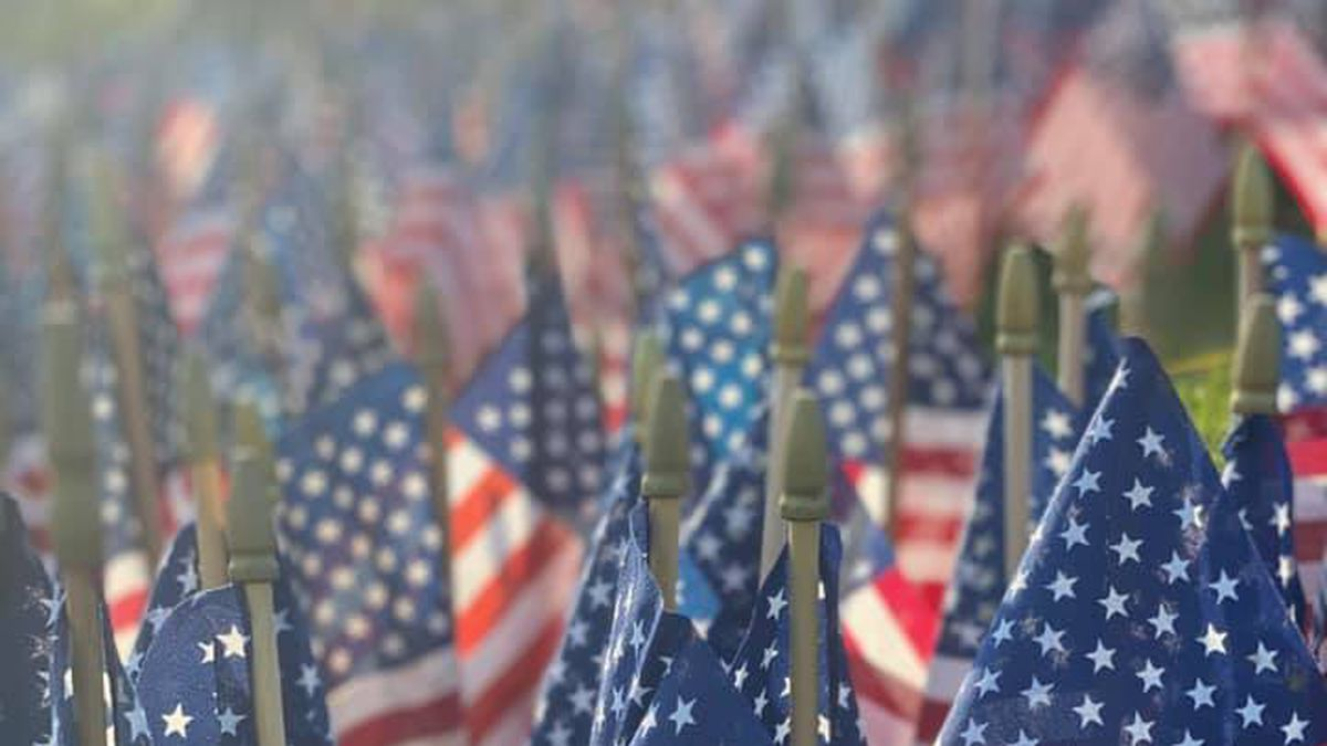 Friday marks the 19th anniversary of the 9/11 terror attacks.