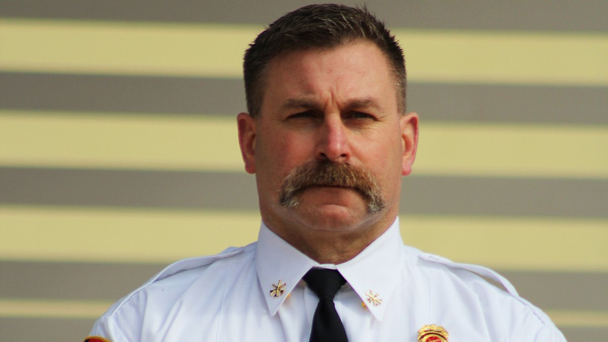 Assistant Chief Ron Stempien will start as chief on June 30th.