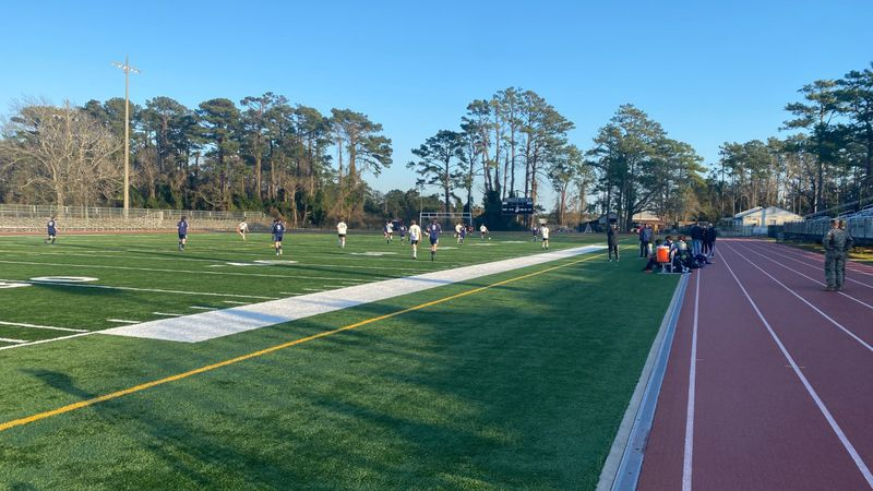 Swansboro High School is now allowed to play their spring sports on Camp Lejeune's base.