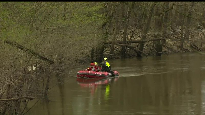 Searchers locate body of missing 5-year-old in Neuse River