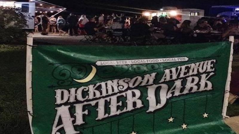 Dickinson Avenue After Dark