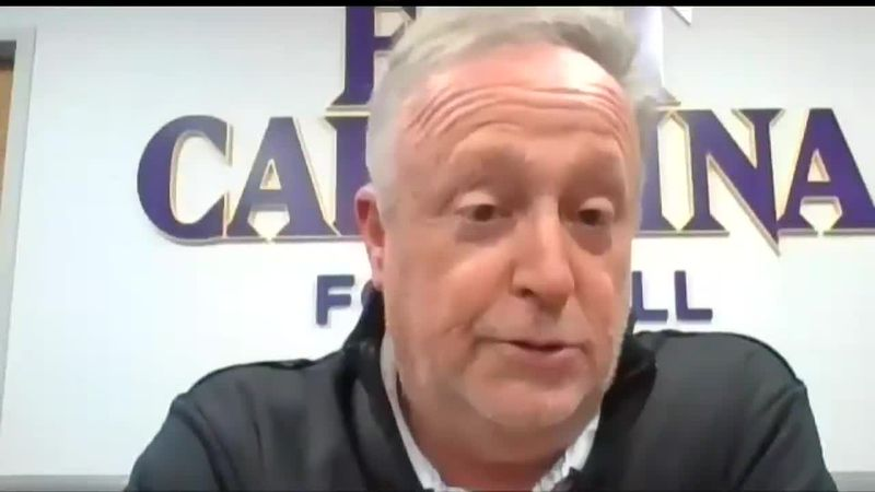 ECU OC Donnie Kirkpatrick