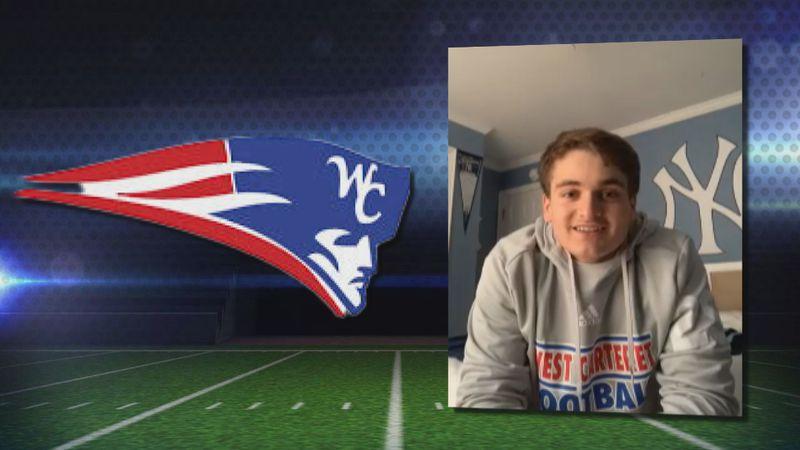 C.J. Rocci - WITN Sports Spotlight - West Carteret Football.jpg