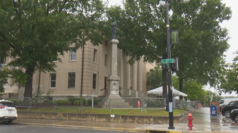 Vote unanimously passed, confederate monument to be relocated.