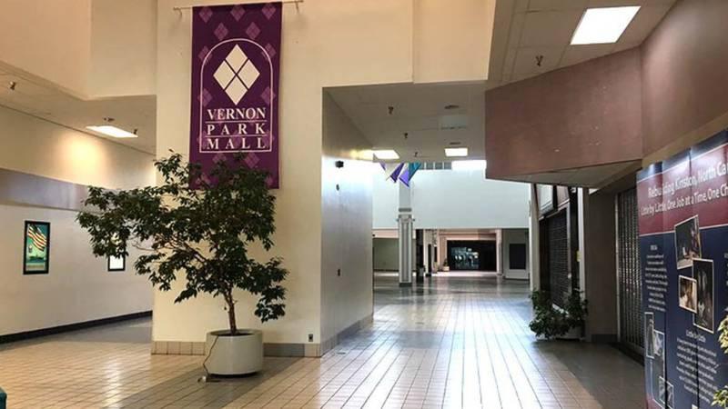 Kinston mall sold