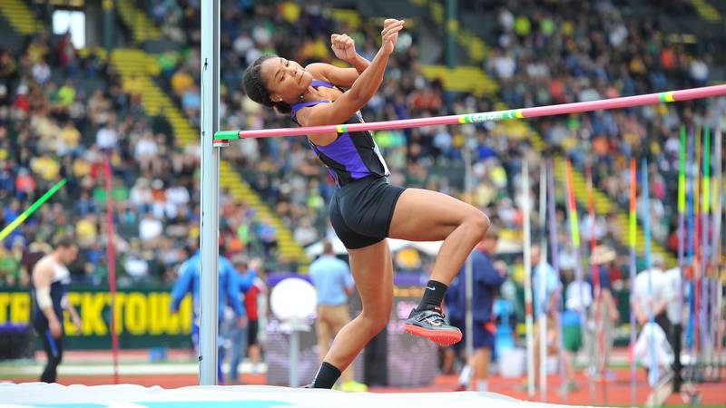 Tynita Butts-Townsend - Former ECU student-athlete qualifies for Tokyo