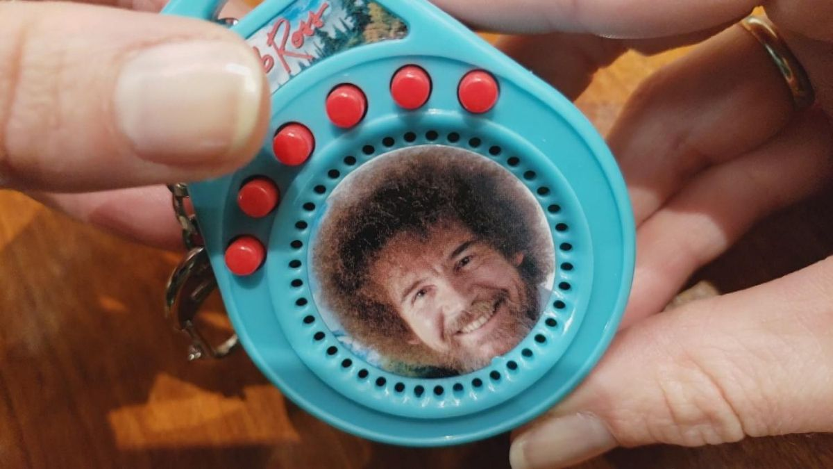 Pac-Man, Polaroids, and Tamagotchis are just a few of the retro-themed gifts making a comeback this year. (image source: NBC News Channel)