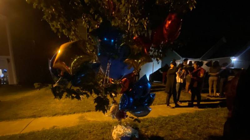 'It was heartbreaking': Community mourns death of 3-year-old killed in Charlotte drive-by...