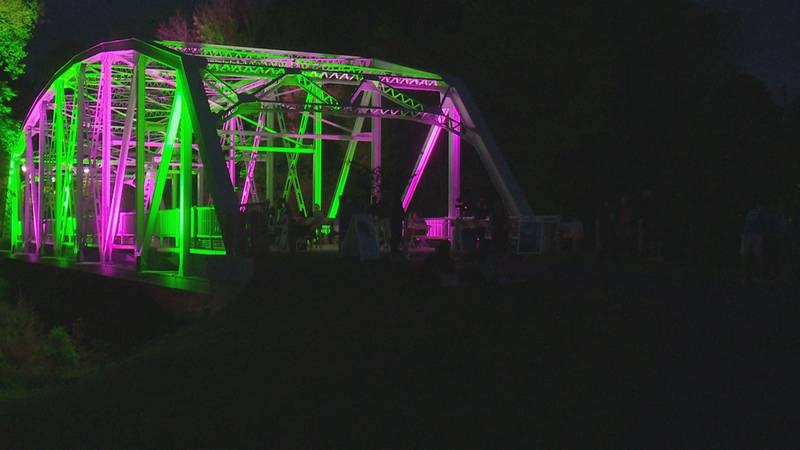 Second Bites on the Bridge event was a hit in Greenville.