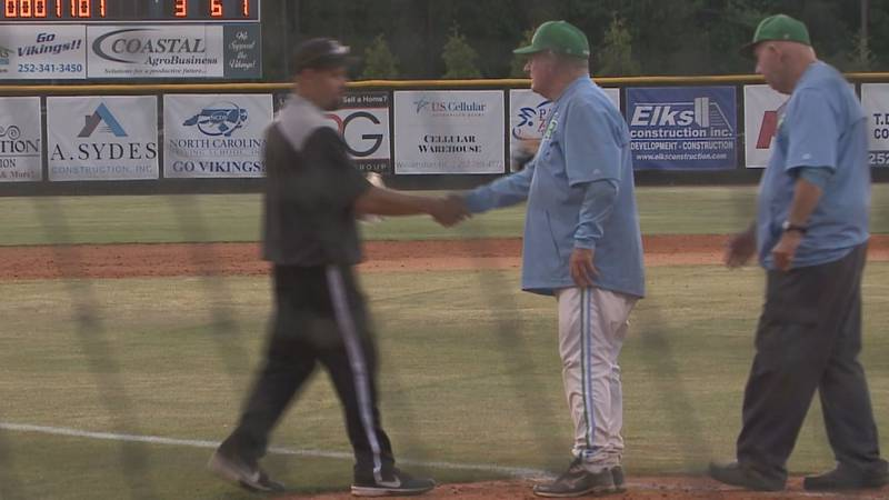J.H. Rose at D.H. Conley Baseball