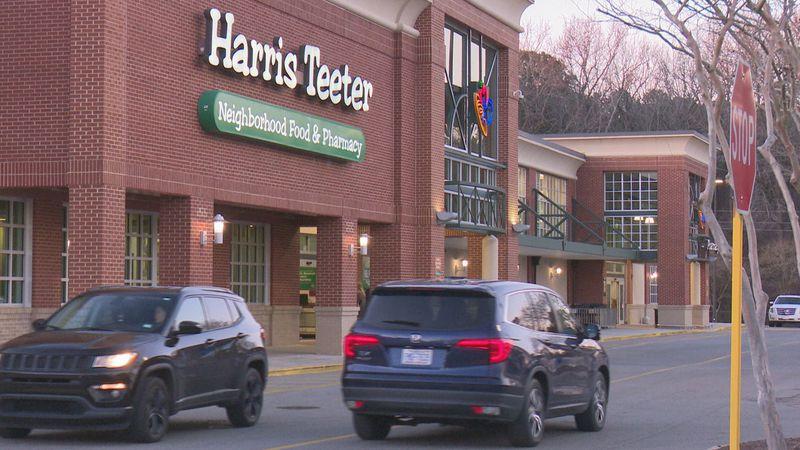 Harris Teeter to distribute vaccines.