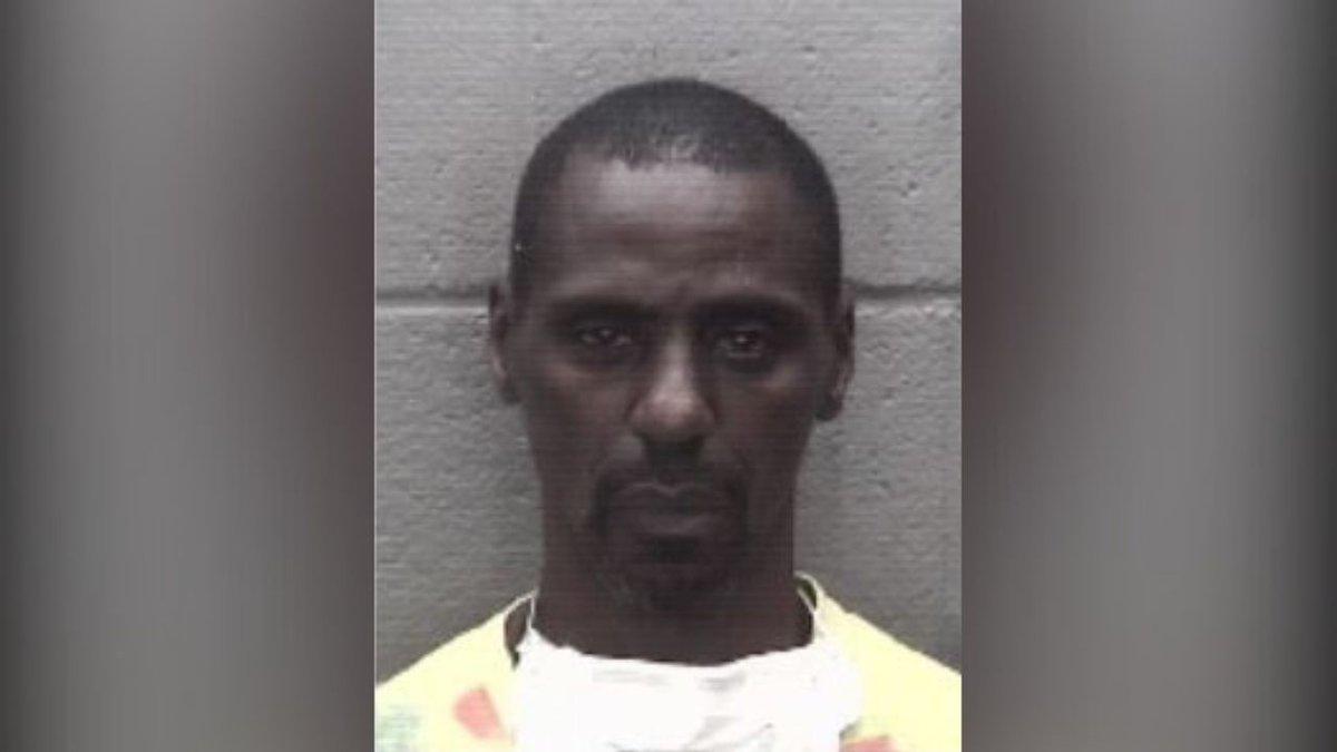 James Hobbs mugshot (Rocky Mount Police Department)