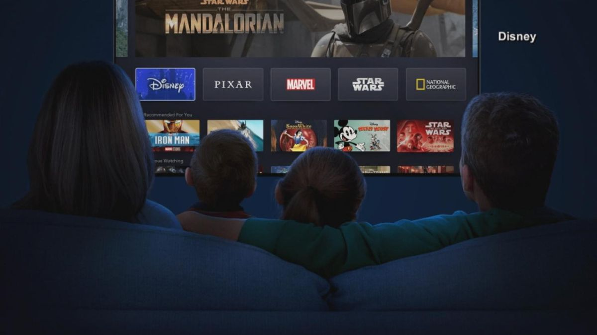 Apple is debuting its streaming service today, days ahead of Disney, as more companies take aim at Hollywood in an increasingly competitive battle for subscribers. (image source: NBC News Channel)