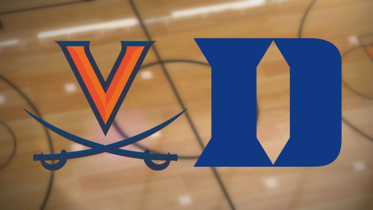 Virginia at Duke Basketball