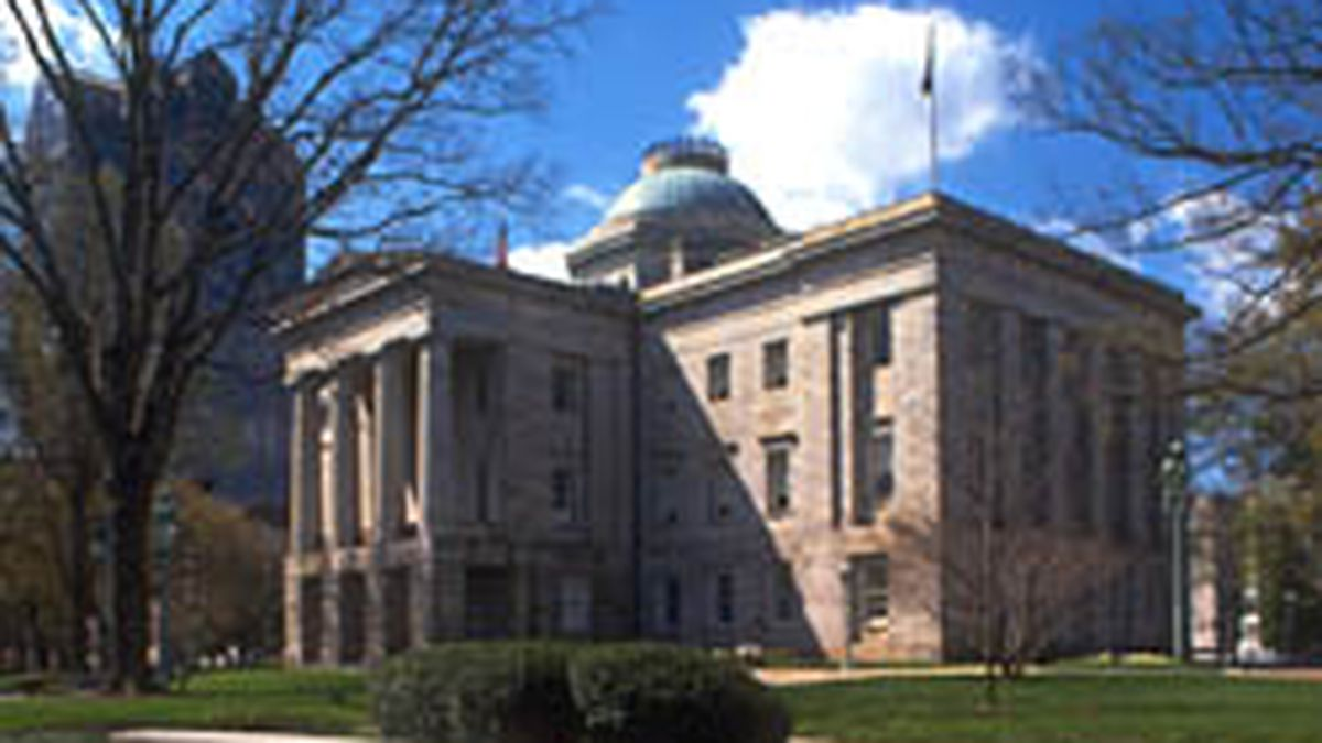 North Carolina State Capitol Building