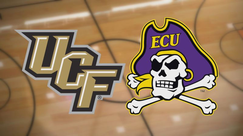 UCF at ECU Basketball
