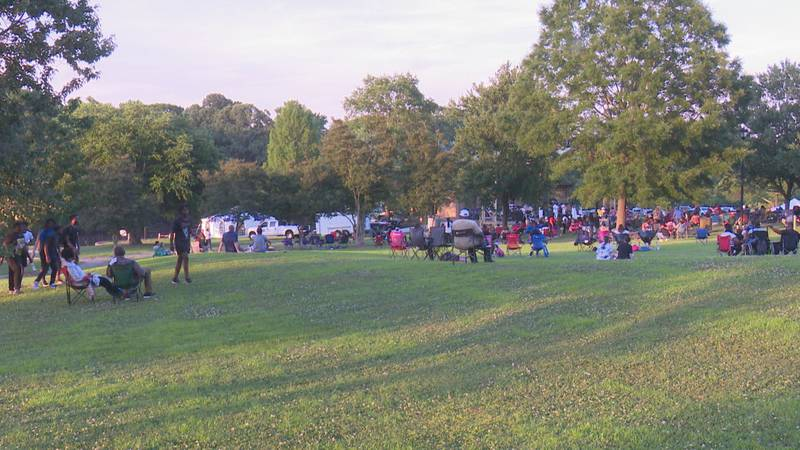 Greenville Grooves and Juneteenth celebration in Greenville.
