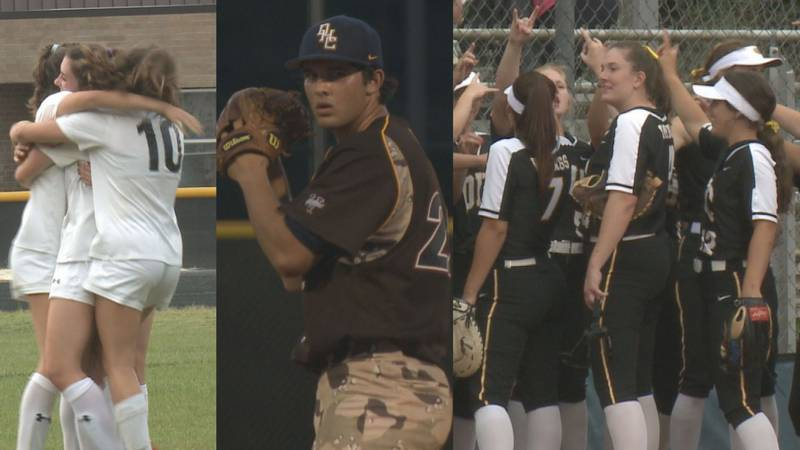 High School Trifecta at D.H. Conley on Tuesday, May 4, 2021
