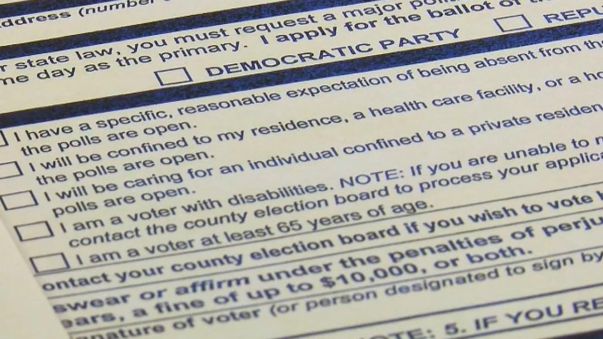 voting registration