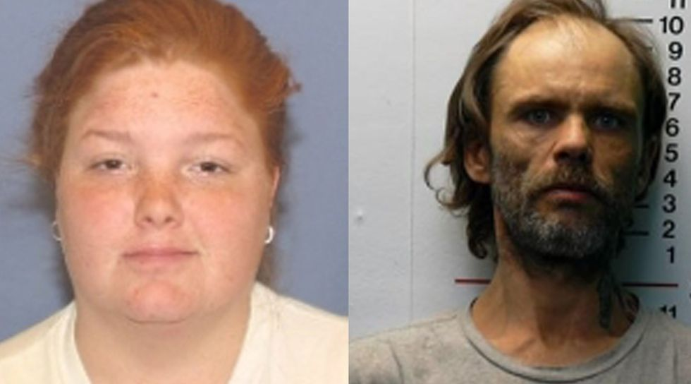 Brittany Gosney, left, and James Hamilton, were charged in connection with the disappearance of...