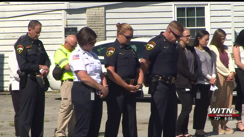 Jacksonville closes out National Police Week remembering officers who died on-duty