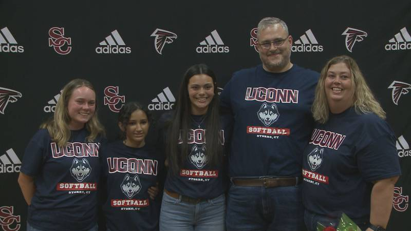Alexis Hastings - South Central to UConn Softball - NLI on Friday, April 30, 2021