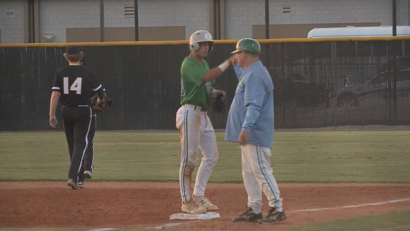 Mitch Jones - J.H. Rose Baseball