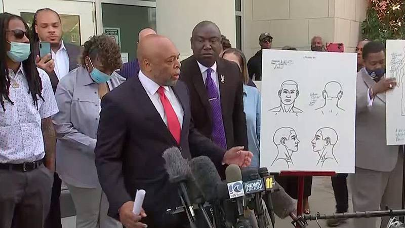 Attorneys Tuesday morning released findings from an independent autopsy of Andrew Brown, Jr.
