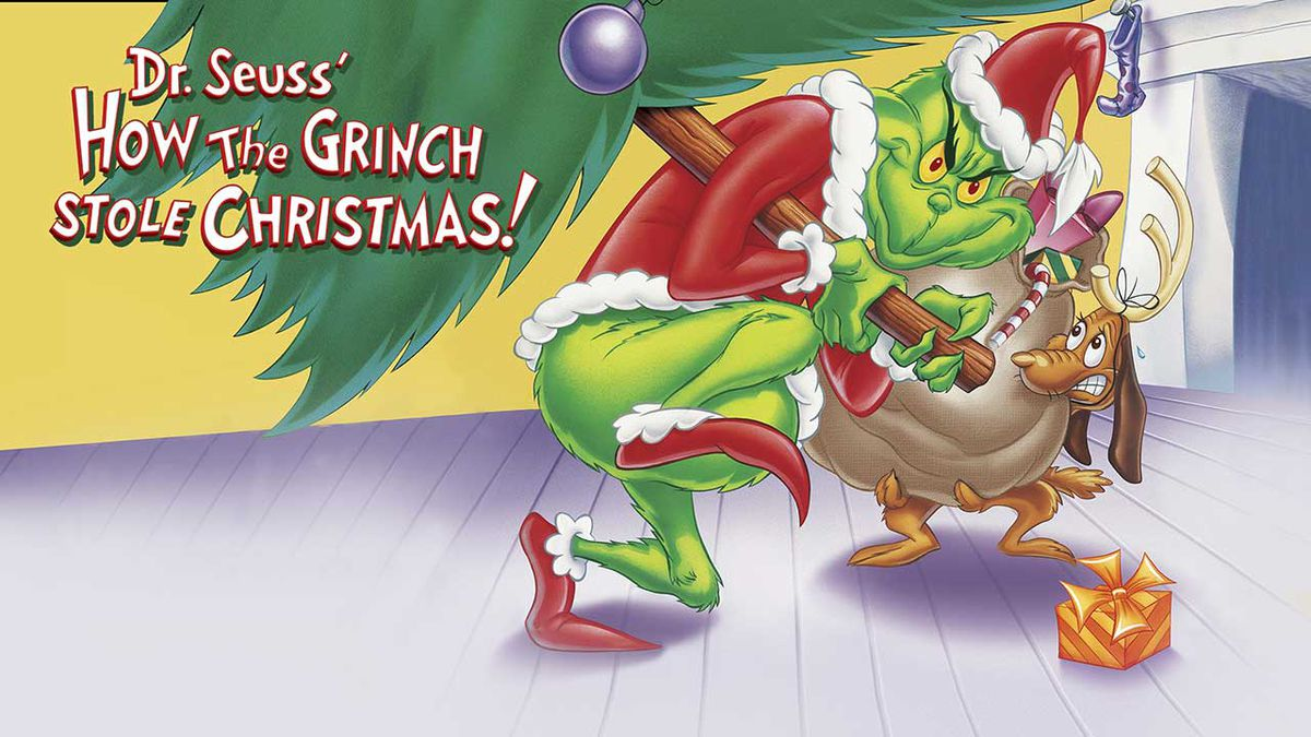"""""""How the Grinch Stole Christmas!"""" airs on WITN-TV and all NBC stations tonight at 8 p.m. (Photo: NBCUniversal)"""