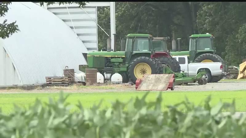 Rain jeopardizes farmer crops, threatens higher prices for local produce