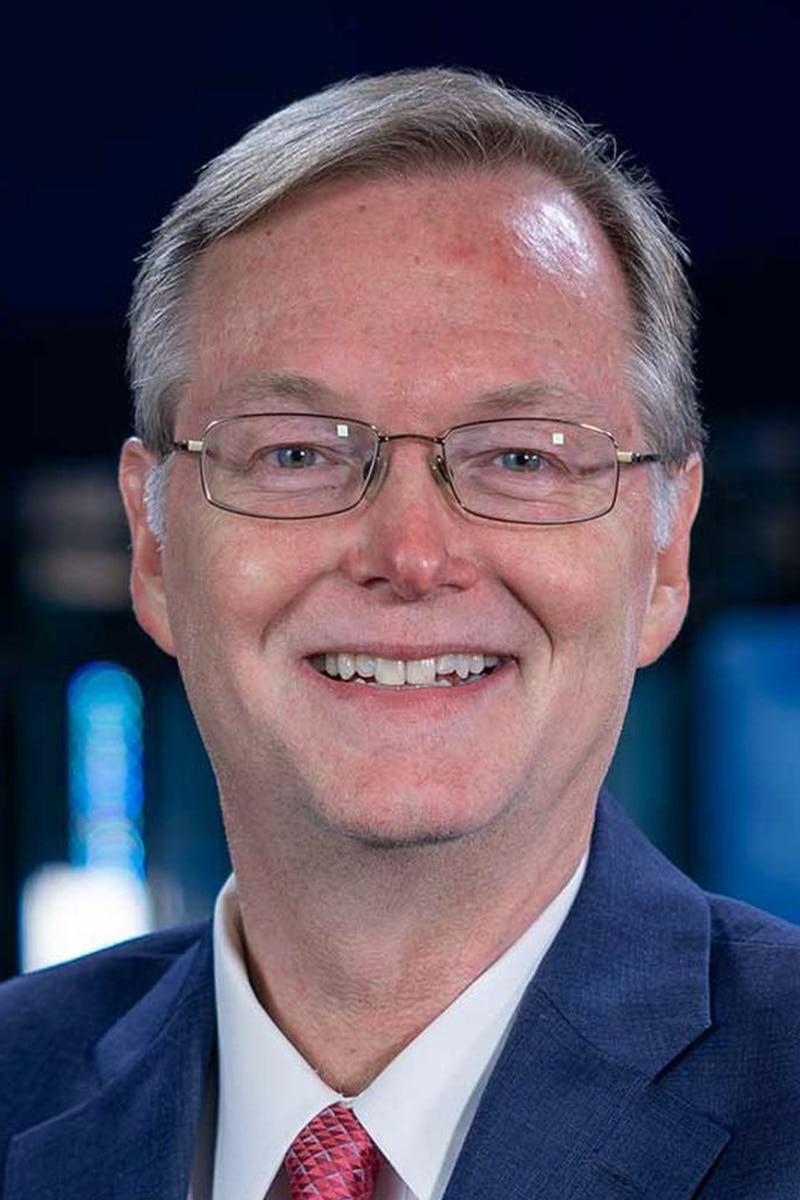 Headshot of Phillip Williams, Meteorologist