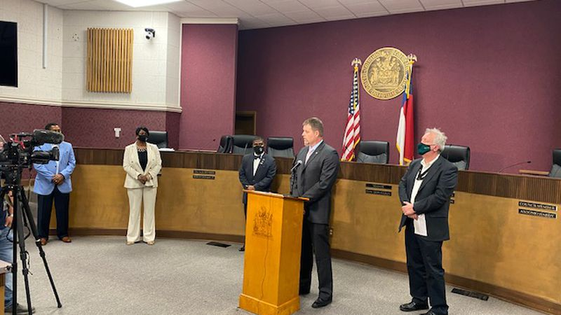 Kinston leaders discuss controversial arrest Tuesday