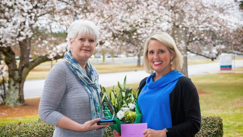 PCC names Marianne Cox as this year's Woman of Substance