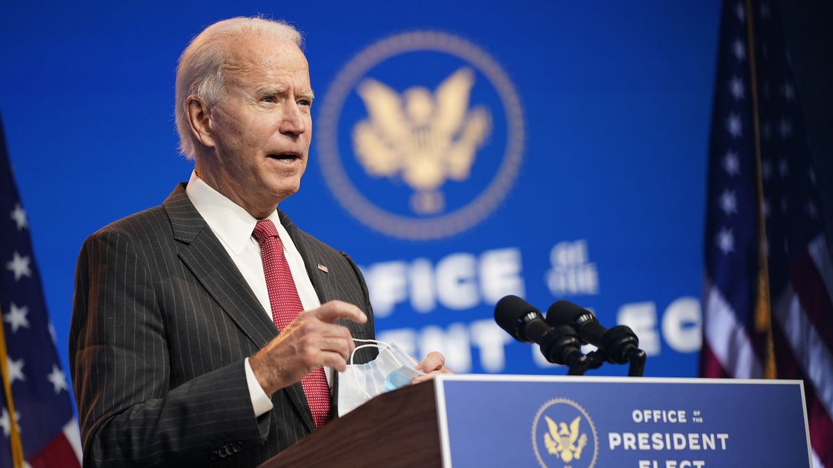 The move clears the way for Joe Biden aides to begin coordinating with federal agencies on...