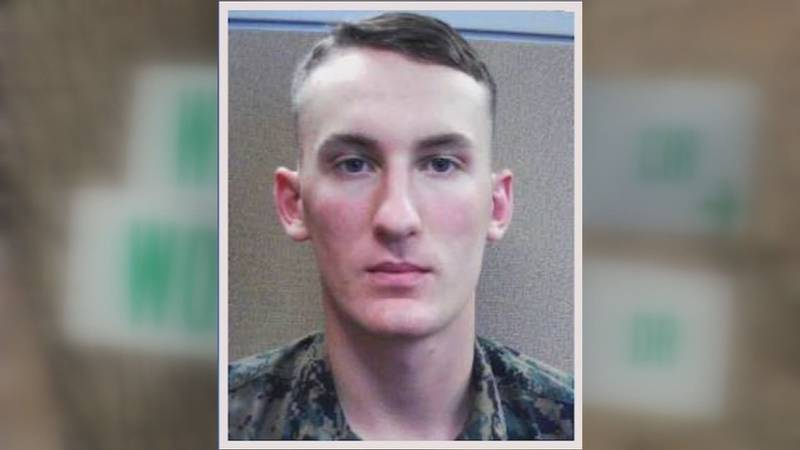 Camp Lejeune Marine charged with murder