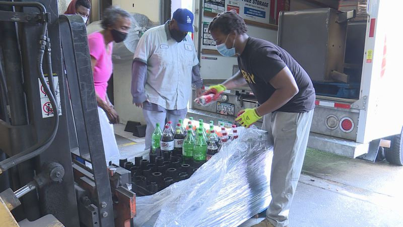 Food Pantries Still Seeing Many Food Insecure.